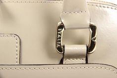 Versace 19.69 Abbigliamento Sportivo Ladies Top Handle Beige Handbag