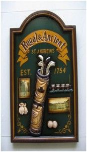 Decorate your home #bar with #golf #pub #signs.http://bit.ly/1z5k96D