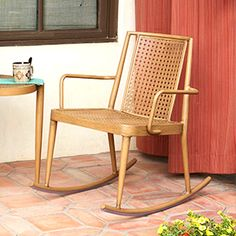 Woodard Furniture aluminum, woven and iron outdoor furniture and accessories. Turner House, Outdoor Rocking Chairs, Diy Outdoor Furniture, Outdoor Settings, Outdoor Fabric, Furniture Collection, Living Spaces, Living Rooms, Outdoor Living