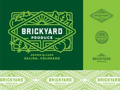 Brickyard Produce by Jared Jacob