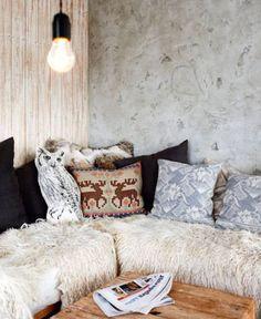 Cozy and Warm! #vachtvilt #vachtvilten #Purewol