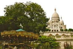 Sacre Cour- Paris....love all of the fresh food in the markets nearby