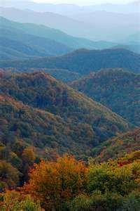 Smokey Mountains North Carolina
