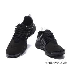 Mens Womens Nike Air Presto BR Shoes All Black 789870-100 Top Deals 8eba551de
