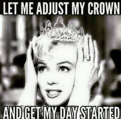 """Top Funny birthday pictures always give us a laugh. So we collected the most adorable Happy funny birthday quotes """"Sending you smiles for every moment Humor Mexicano, Pin Ups Vintage, Vintage Glam, Marilyn Monroe Quotes, Marylin Monroe, Visual Statements, Queen Quotes, Good Morning Quotes, Funny Morning"""