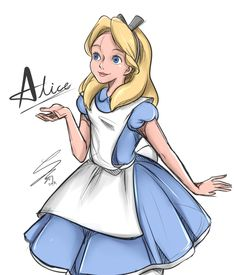 Alice & Wonderland  by Chess