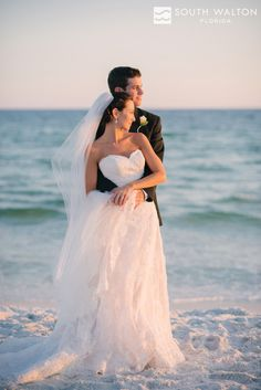 "Your perfect day deserves the perfect backdrop. Say ""I do"" in #SouthWalton!"