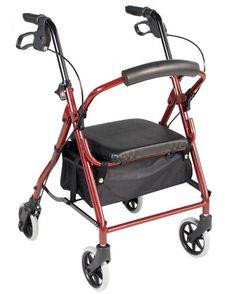 Rolator+Estrecho+AD185+Low  El+rolator+Low+está+diseñado+para+personas+de+talla+pequeña.Debajo+del+cómodo+asiento+acolchado,lleva+una+práctica+bolsa+para+llevar+objetos. Fabricado+en+aluminio. Adec...
