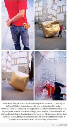 ... Wow... Genius!!! I want!
