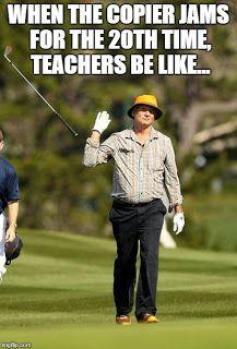 The Classroom Key: humor