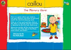caillou coloring pages sprout - caillou to read and activities on pinterest