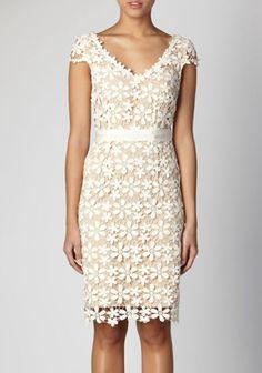 Registry office look , wedding dress option