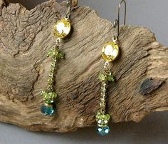 Hey, I found this really awesome Etsy listing at https://www.etsy.com/au/listing/264047966/long-crystal-dangles-extra-long-earrings