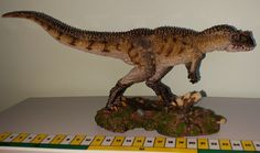 Rebor Ceratosaurus dinosaur model.