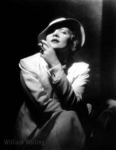 William Walling - Marlene Dietrich by naezdok, via Flickr