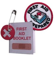 The perfect swap to make when you are learning about first aid. No scissors or glue needed. From Makingfriends.com!