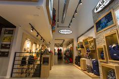 Eastpak opens first monobrand store in Milan - www.sportswearnet.com