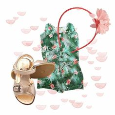 GIRLS LOOK !!! Jumper by Little Eleven Paris - Shoes by Ocra