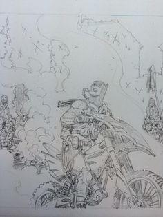 Comic Book Artists, Comic Artist, Comic Books Art, Greg Capullo, Batman Comic Art, Gotham Batman, Batman Robin, Art Reference Poses, Drawing Reference