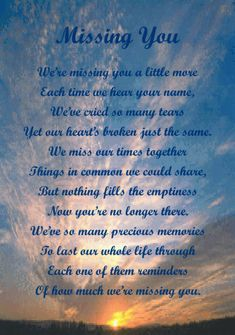 1 Year Anniversary Memorial Poems. 17 Pics In Our Database For  Happy Birthday In Heaven Dad Quotes