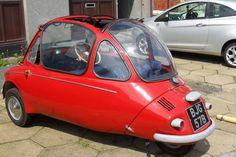 Trojan/Heinkel Bubble Car 1964. 200cc, with a reverse Gear
