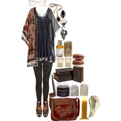 """Decadent Musk"" by morbid-octobur on Polyvore"
