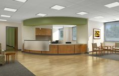 waiting room designs ideas | what is important to physicians custom designed individual suites on ...