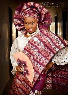 traditional engagement attire