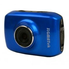 SCAMSPORT-1 high definition camcorder - blue #HiWiX