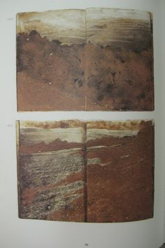 selection of Anselm Kiefer artists books
