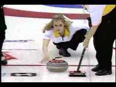 Jennifer Jones best curling shot - I get goosebumps every time I watch this shot
