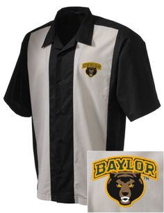 Love the retro feel of this #Baylor shirt.