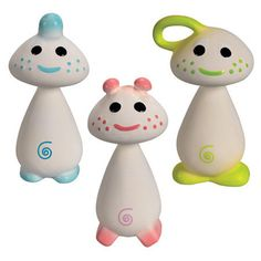 Vullie Sophie Soft Teethers (Chan Pie Gnon) made of natural rubber and non-toxic paint. Toy from our baby boutique safe to chew, soft, easy to grip, and fun. Pet Toys, Baby Toys, Pink Pie, Non Toxic Paint, Teething Toys, Baby Teething, Baby Necessities, Drawing Projects, Natural Rubber