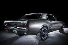 '67 Mustang - via Jalopnic (5976×3992)