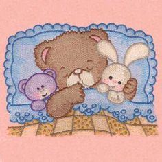 Cute Colors Baby Bears CD - Adorable Ideas | OregonPatchWorks