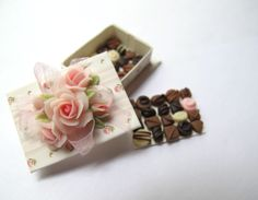 Chocolates box layers ~By Michelle~