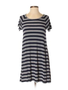 008f737c6c1 Old Navy Casual Dress  Size 0.00 Navy Blue Women s Dresses -  21.99