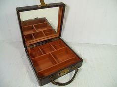 Vintage Dark Brown Reptile-Like Textured Wooden by DivineOrders