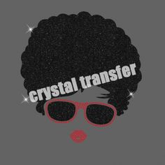 0dab7e3f65560 60 Best Afro Girl Rhinestone Transfer images in 2017 | Afro girl ...