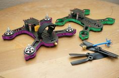 Sigan Drones | A new breed of RC racing drones.