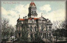 newark ohio pictures | Licking County Courthouse