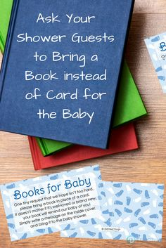 Here is a wonderful and fun way to help build a library for a new baby. #babyboy #babyshower #itsaboy #booksforbaby