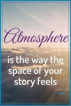 When you craft a strong atmosphere within your scenes, you have an emotional effect on your readers. Emotions are memorable. Strong emotions are unforgettable; that's why you need to build atmosphere into your writing. Editing Writing, Writing A Book, What Do You Feel, How Are You Feeling, Organ Music, Writers Write, Creative Writing, Good To Know, Cool Words