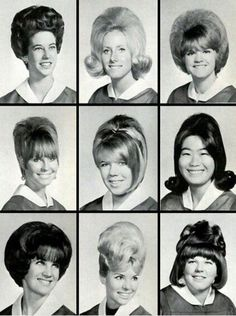 Every generation thinks their Look is fabulous. Every generation is wrong