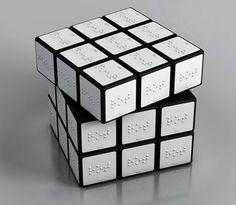 Braille Rubrik Cube