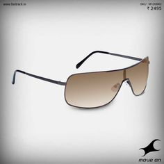 The heat is right here! Sunglasses from Fastrack make for eye-candy like nothing else #Sunglasses #Summer #Metal #Tint #Fashion #Design #Style #Sporty