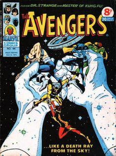 Marvel UK, Avengers #94