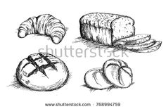 bread, hand, drawn, vector, illustration, drawing, bakery, vintage, sketch, food, set, background, collection, loaf, draw, retro, croissant, breakfast, isolated, flour, design, icon, doodle, graphic, tasty, sandwich, symbol, meal, art, bun, white, menu, fresh, pastry, wheat, healthy, cheese, snack, kitchen, delicious, decorative, shop, sign, baguette, grain, organic, restaurant, bake, style