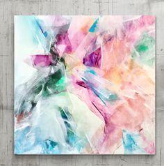 Originals on Canvas – deniz altug Abstract Painting Techniques, Abstract Art, Abstract Paintings, Geometric Art, Diy Painting, Painting Inspiration, Canvas Art, Large Canvas, Artwork