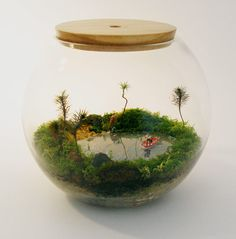 'The Great Outdoors' from petitegreen.com.au